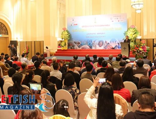 Honored 81 outstanding groups, individuals, enterprises operating in the fisheries sectors